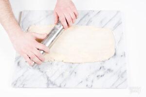 Snel bladerdeeg maken – stap-voor-stap recept