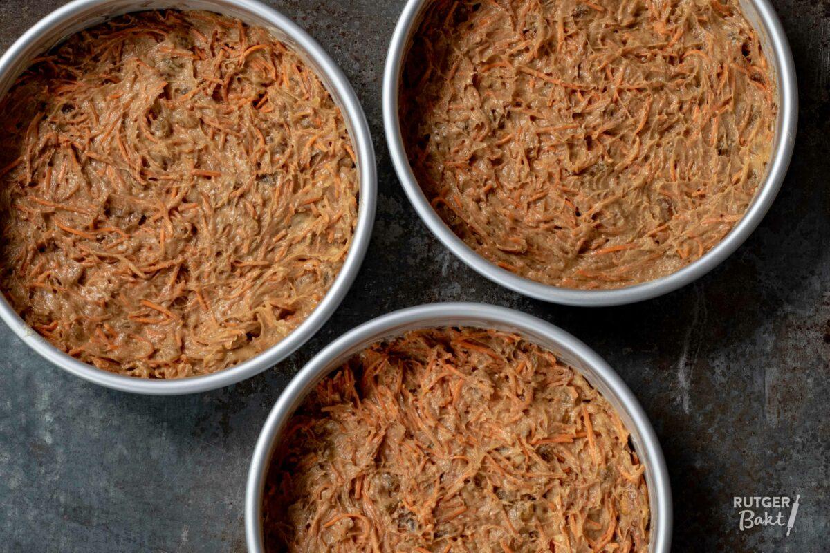 Carrot cake paastaart