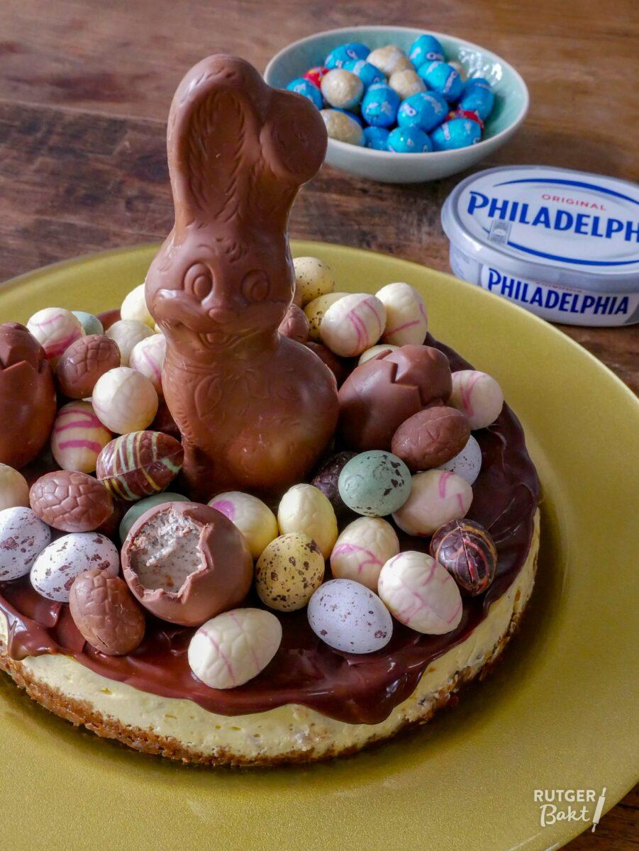 De lekkerste Philadelphia paas-cheesecakes!