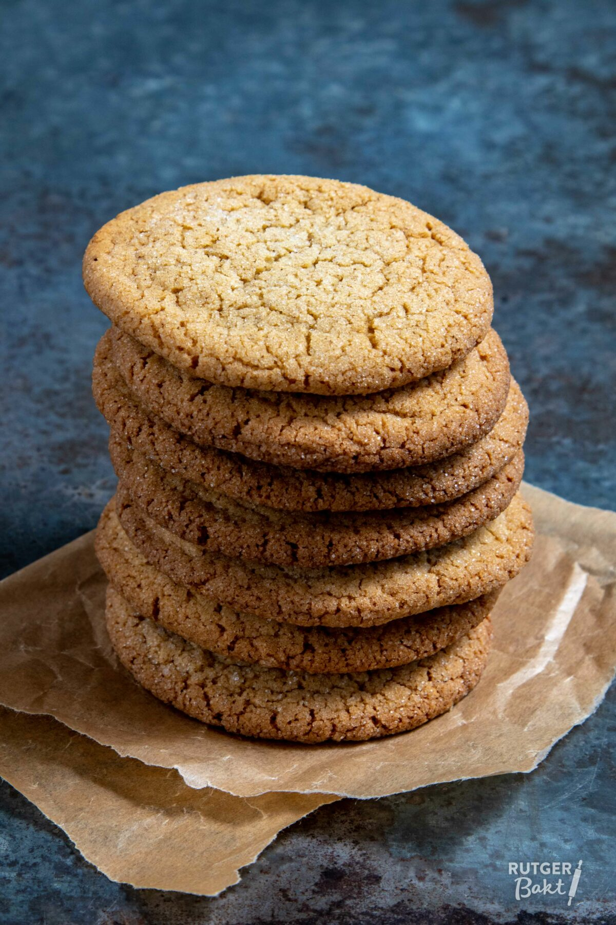 Chewy cookies met Chinese 5 spice
