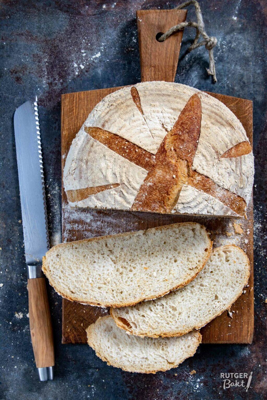 Zelf brood bakken: hoe doe je dat?