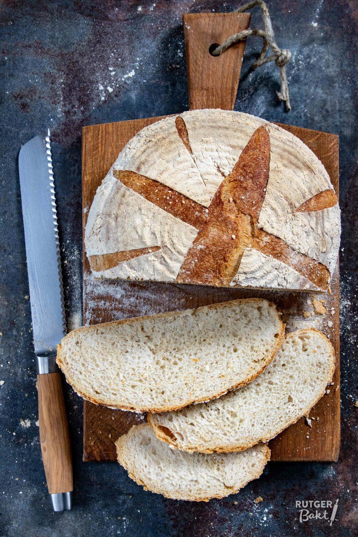 Bak thuis het lekkerste brood!