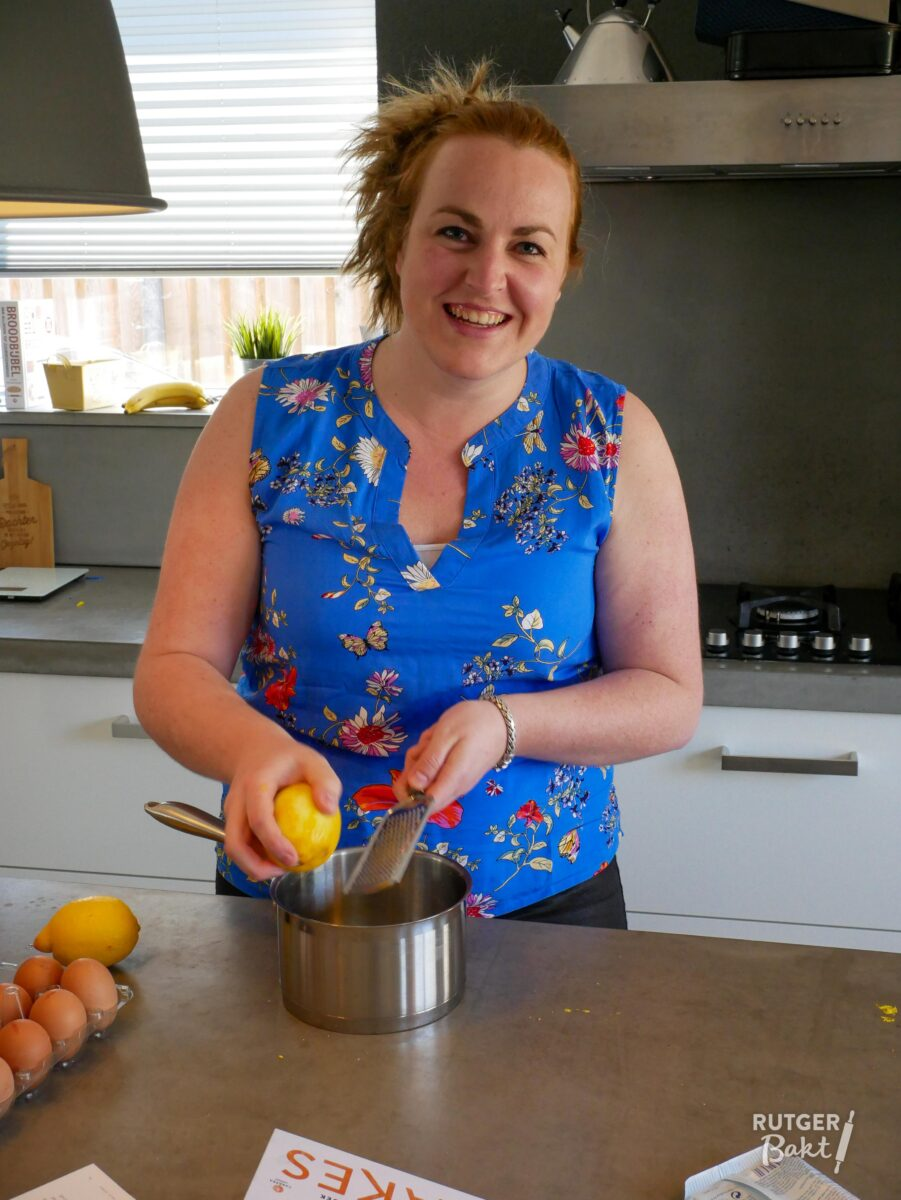 Frisse citroen macarons - recept