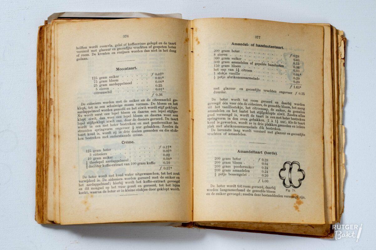 amandeltaart kookboek
