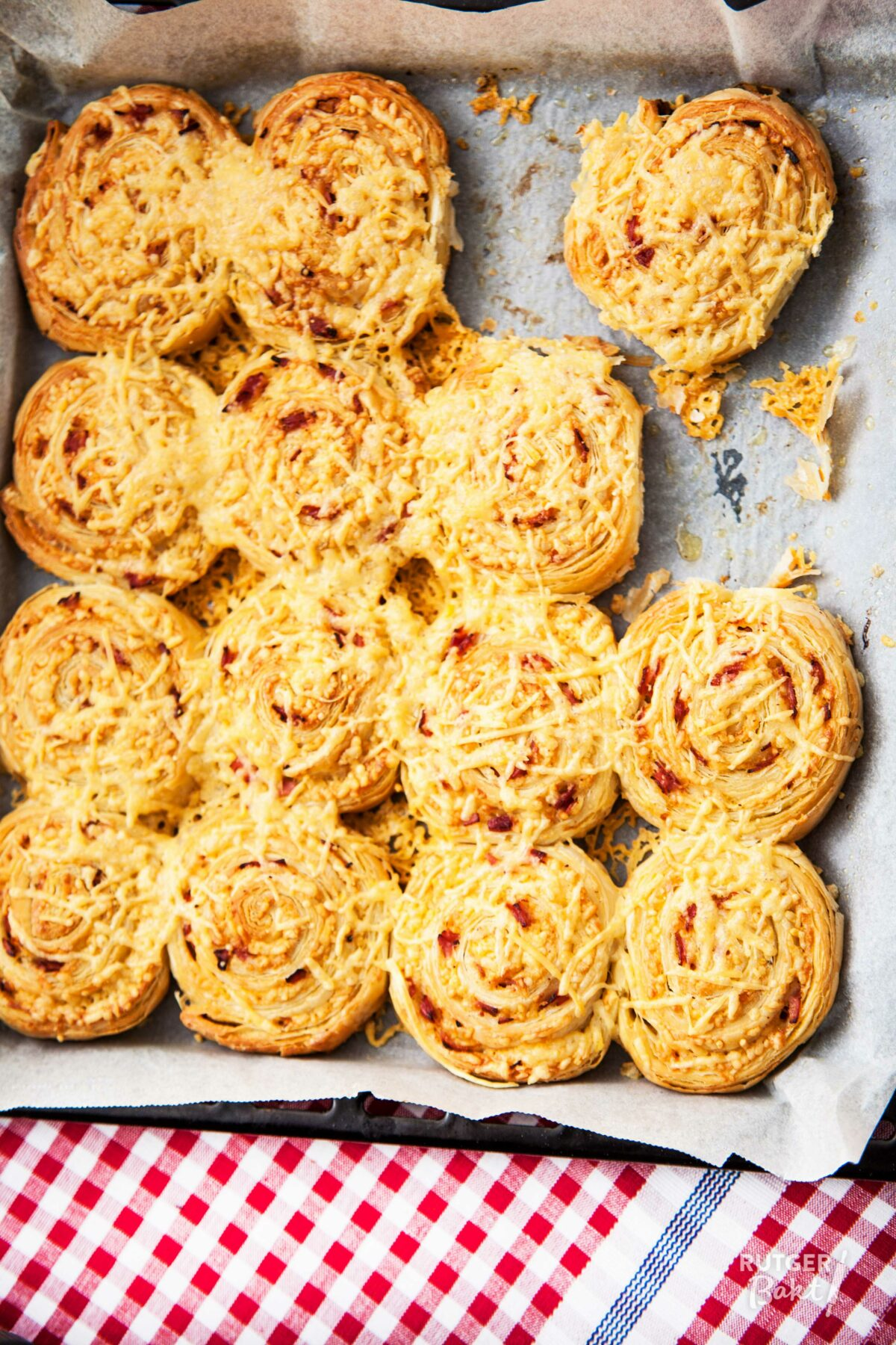 Ham kaas broodjes – recept