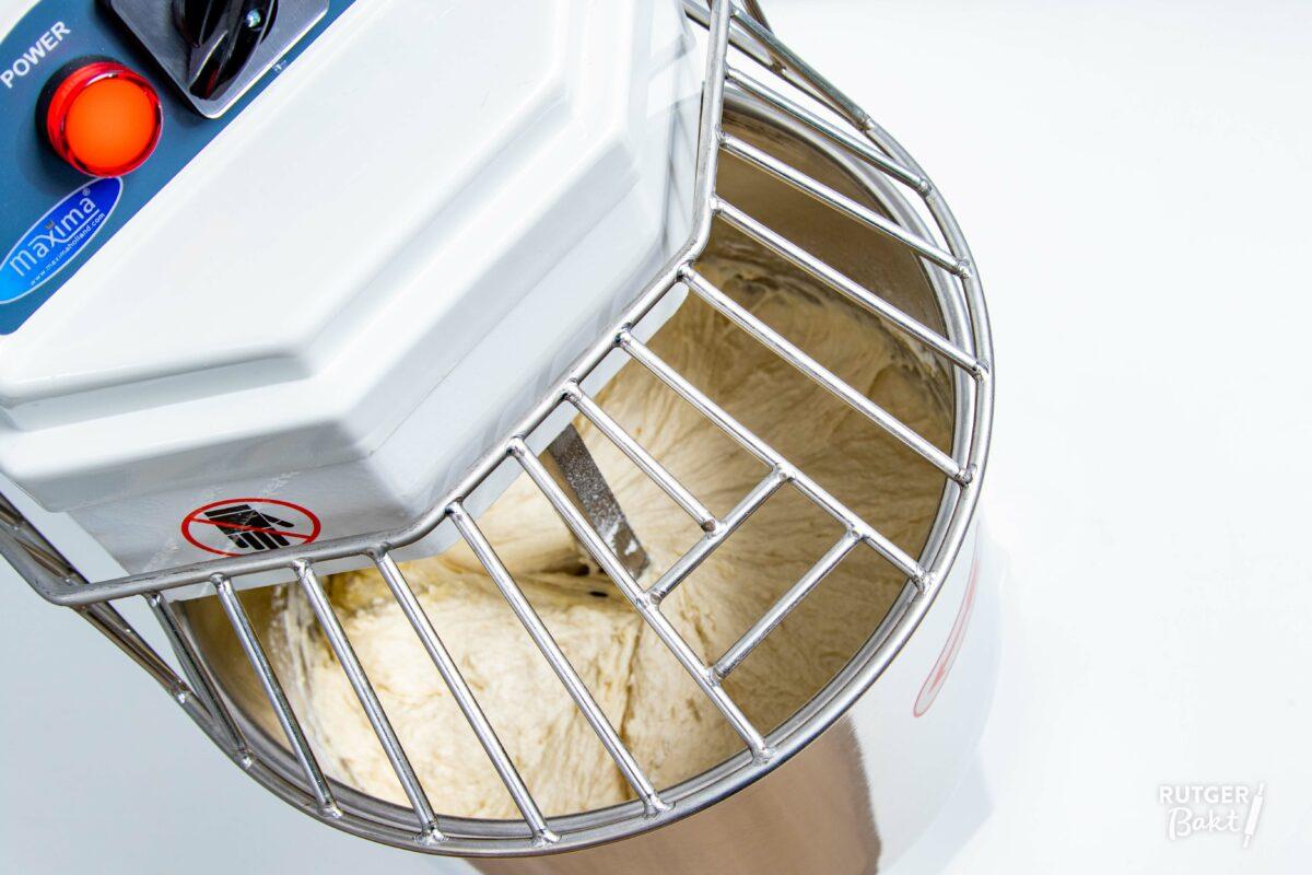 Focaccia bakken – basisrecept
