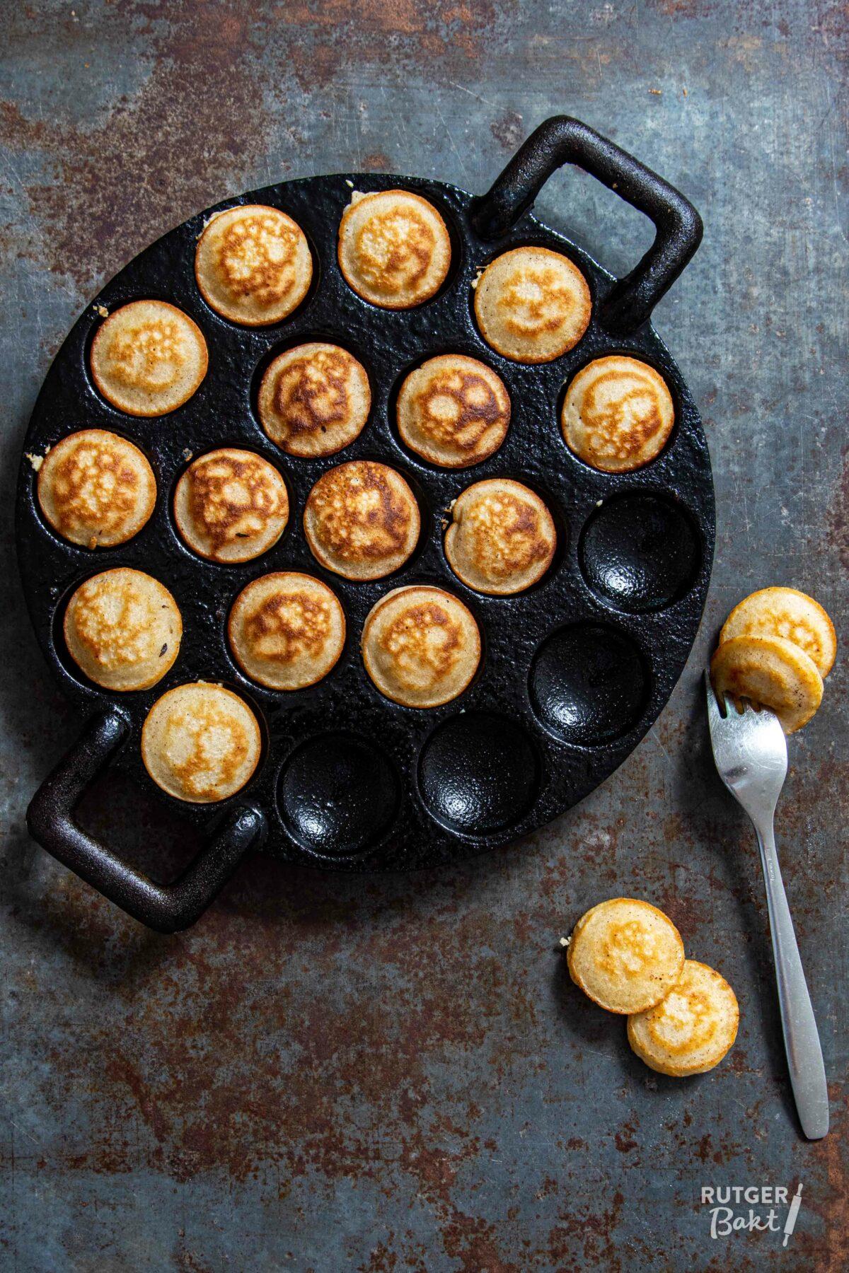 Poffertjes bakken – makkelijk en snel