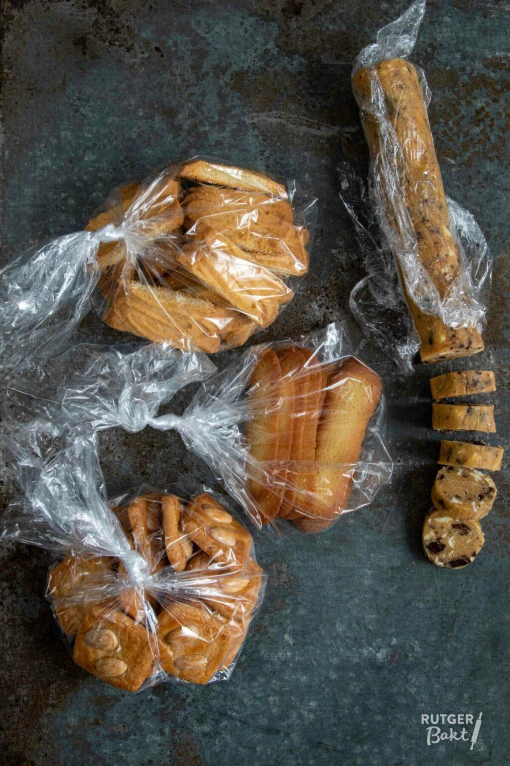 Alles over koekjes bewaren