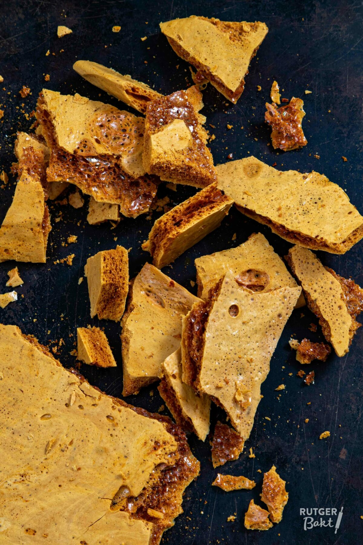 Honeycomb maken – recept