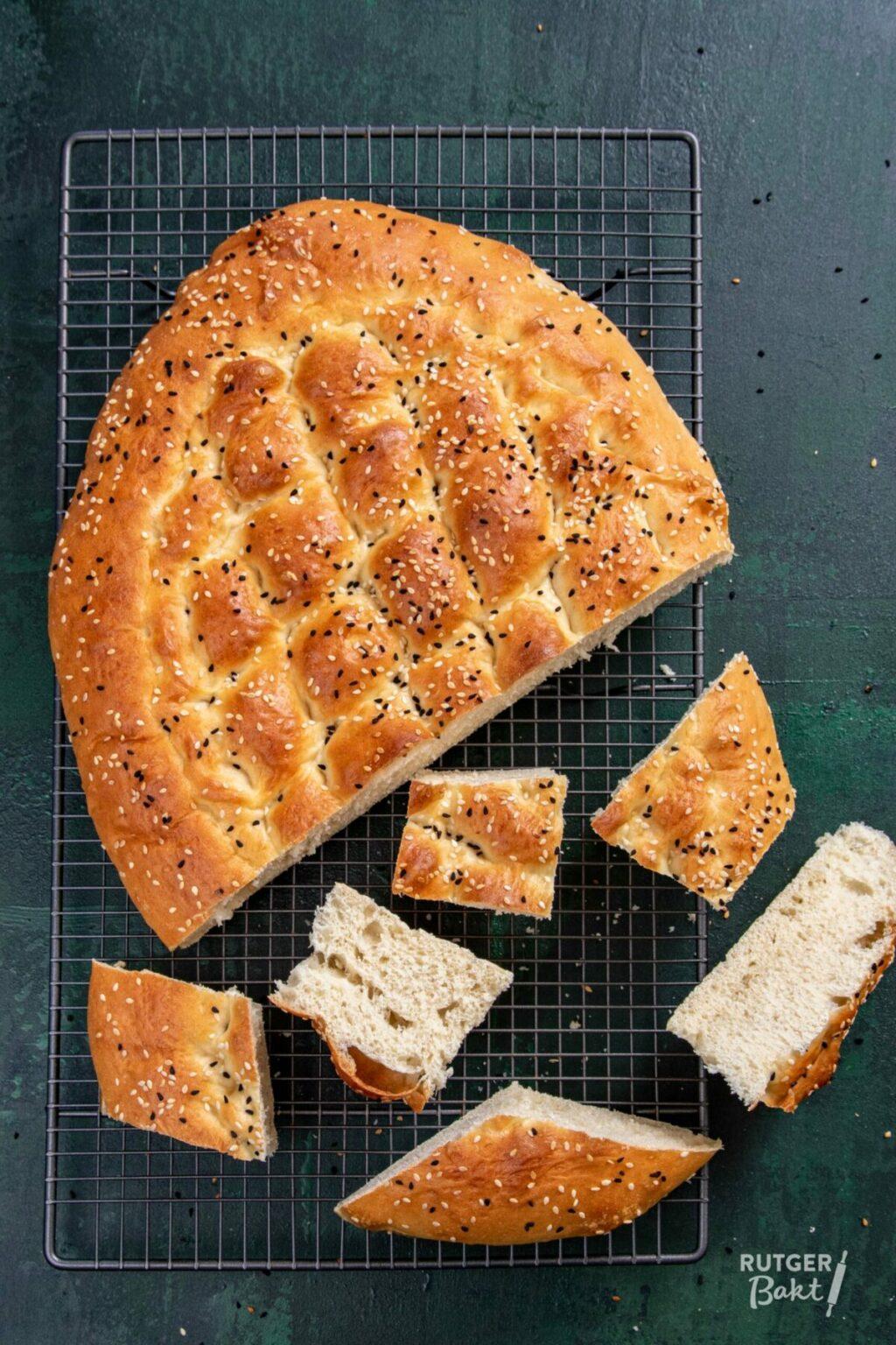 Turks brood recept