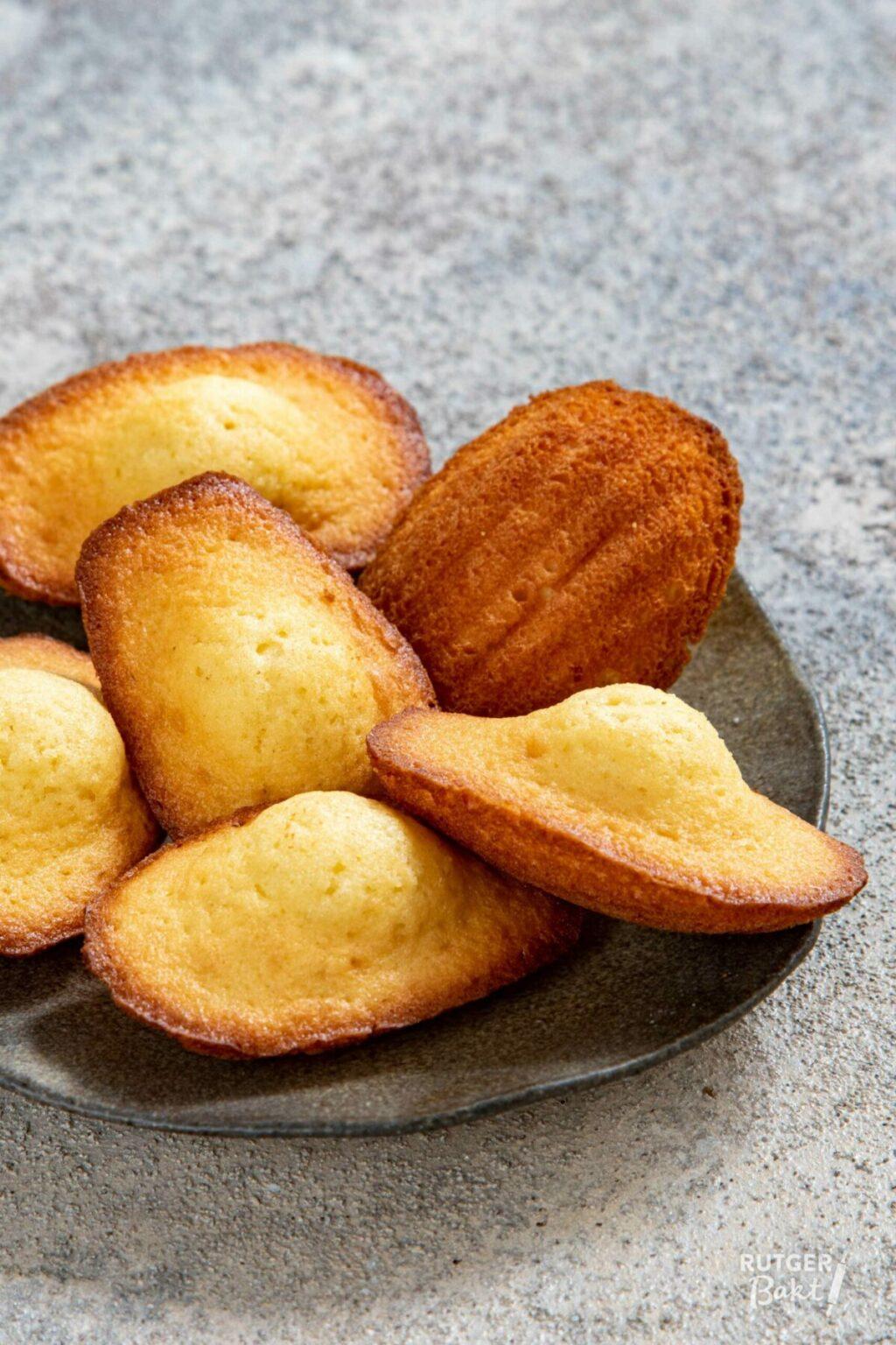 Recept madeleines