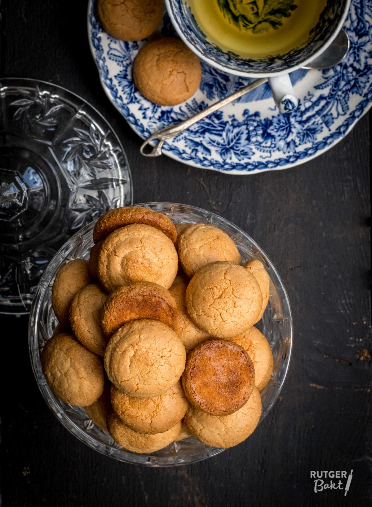 Bitterkoekjes bakken – recept