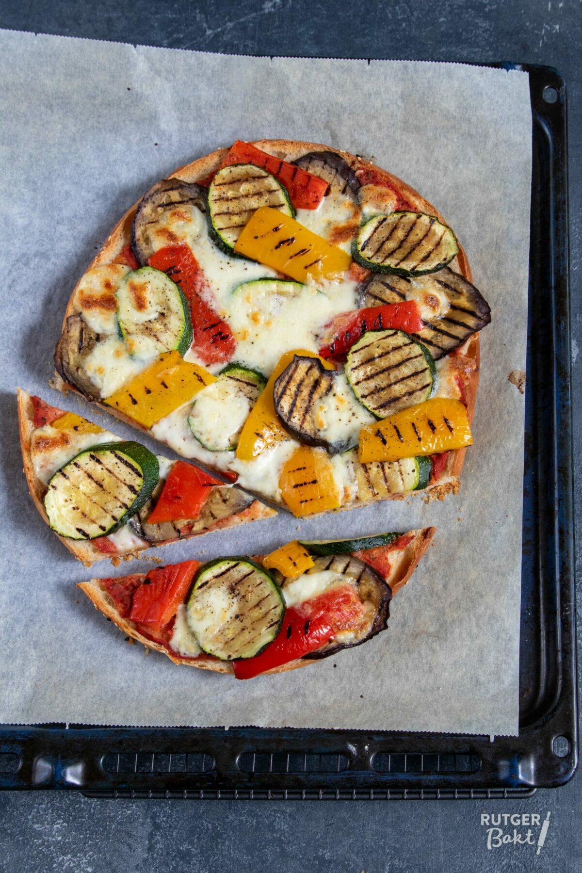 Turks brood pizza recept