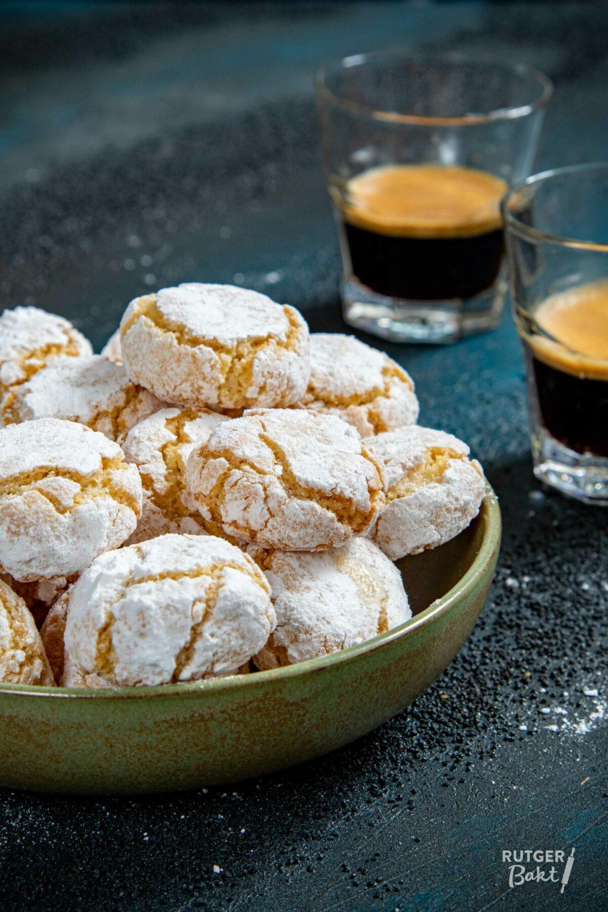 Italiaanse bitterkoekjes