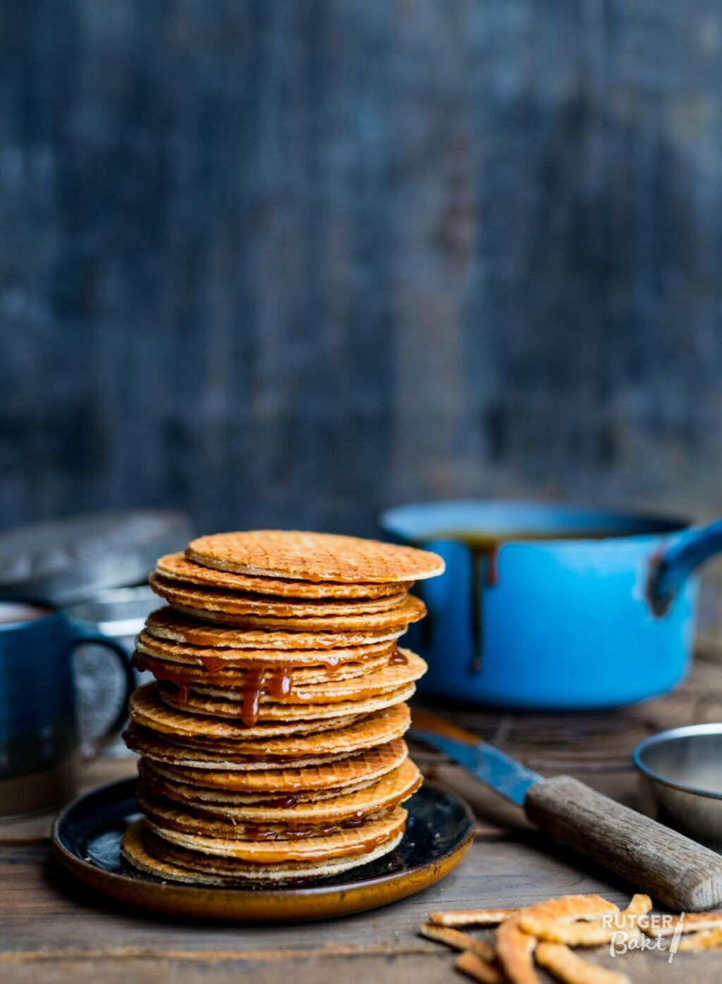 Stroopwafels recept