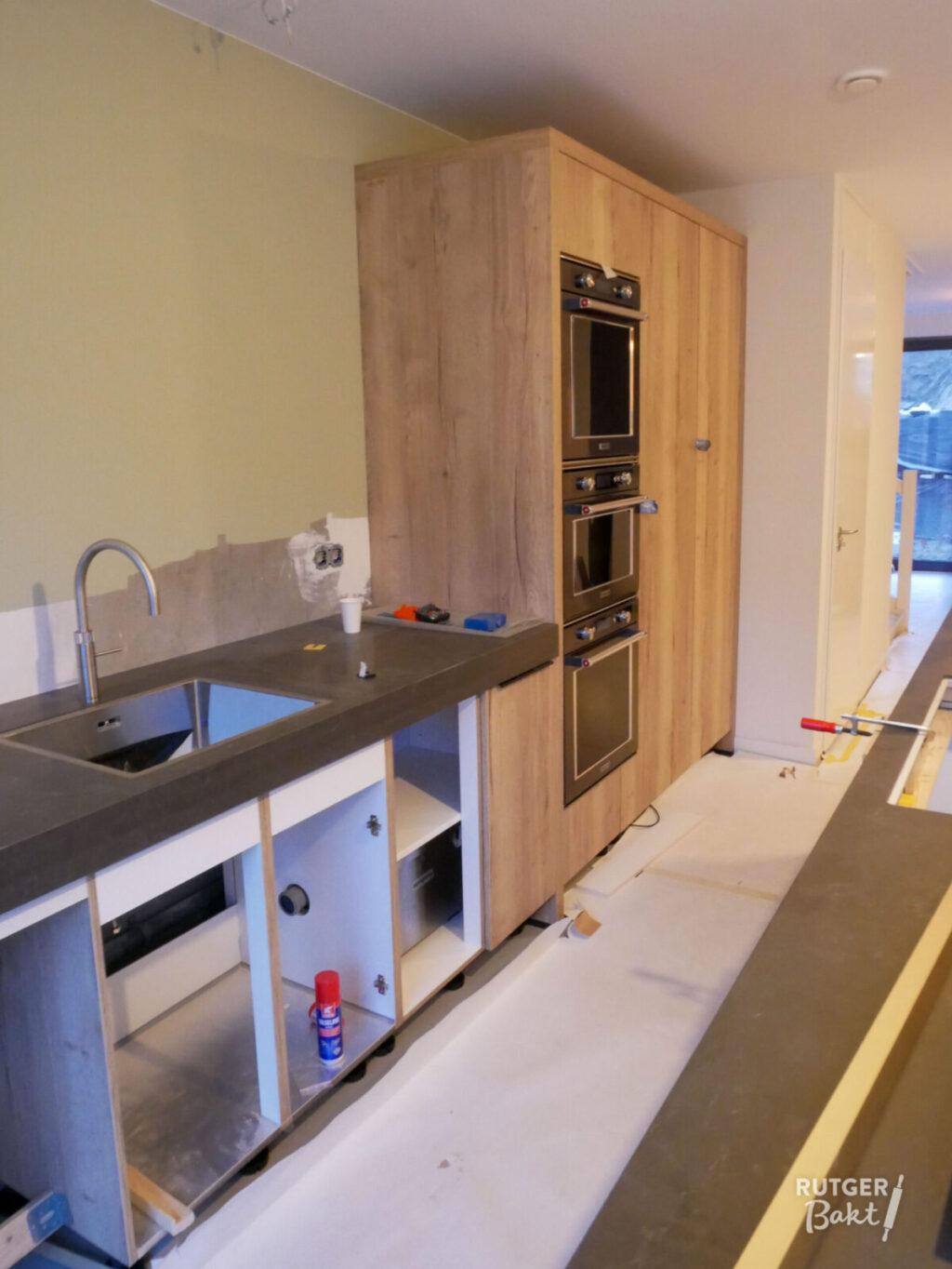 Nieuwe keuken deel 3