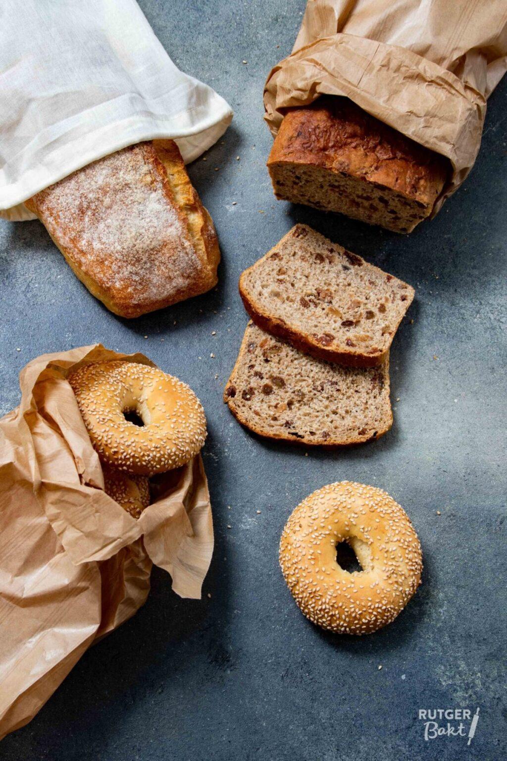 Brood bewaren: hoe doe je dat?