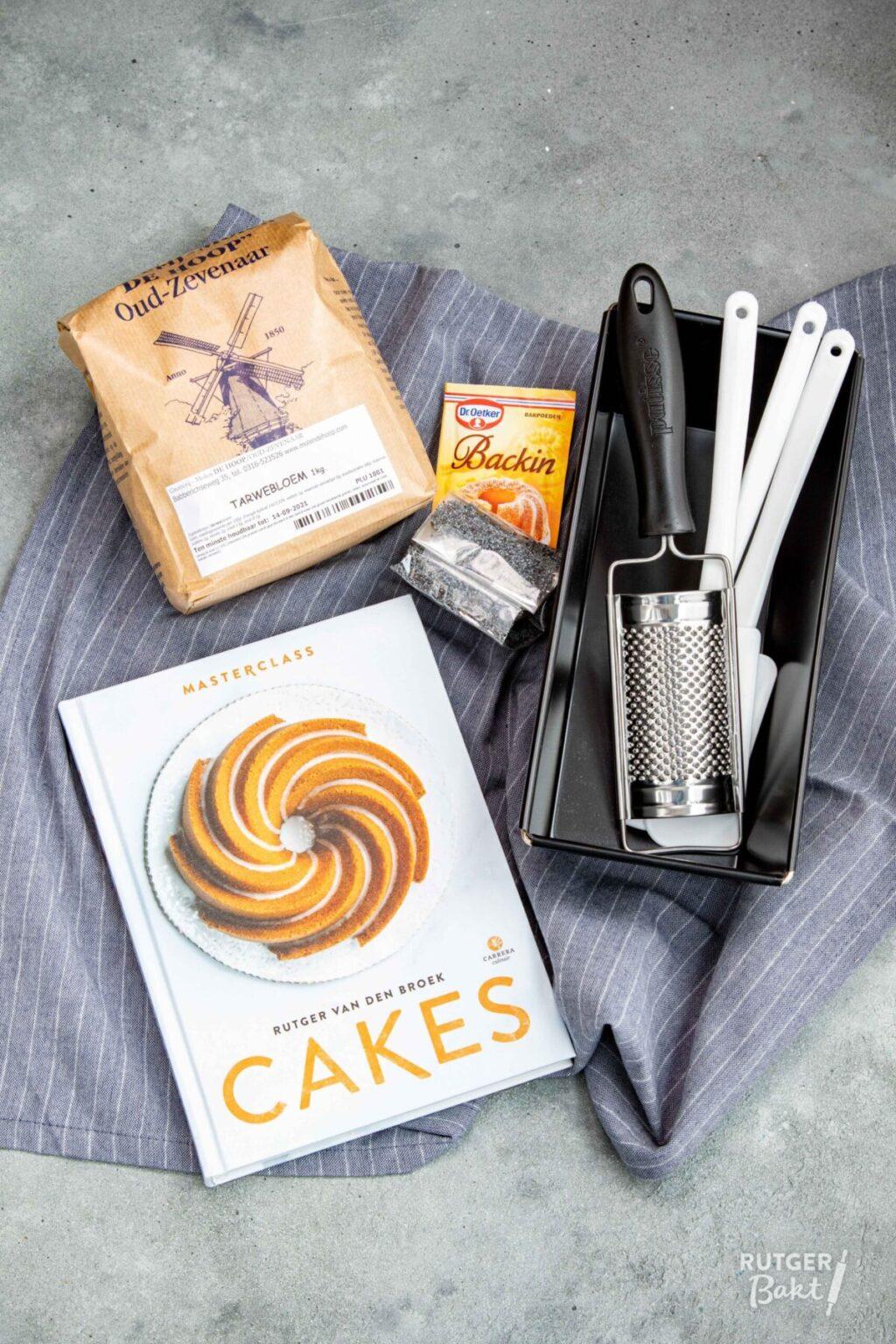 Verras je moeder op Moederdag met een exclusief cake bak-pakket!