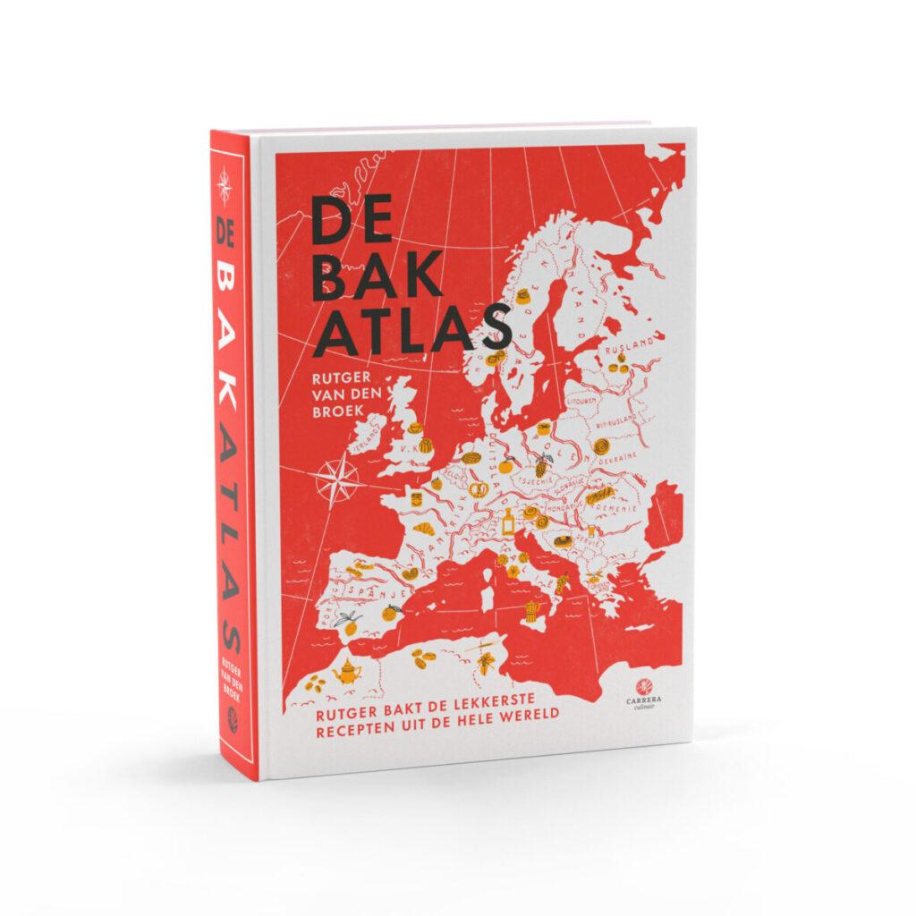 Mijn nieuwe bakboek: De Bakatlas. Op wereldreis in je eigen keuken.