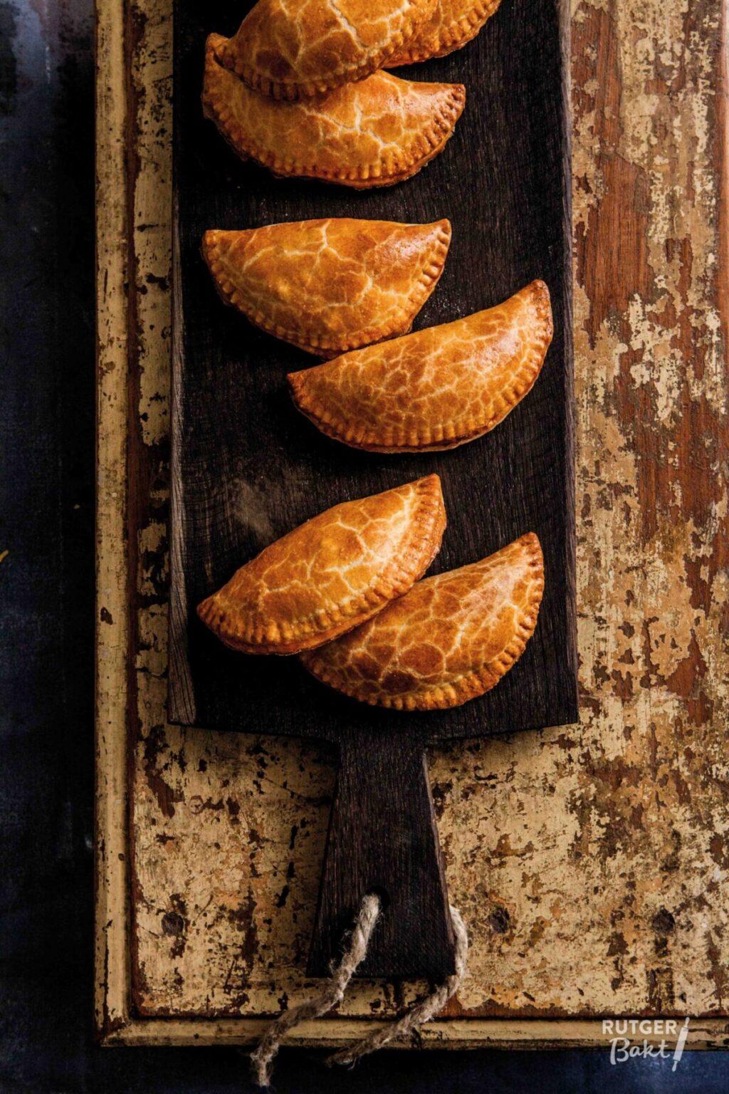 Empanada's met gehakt – Recept